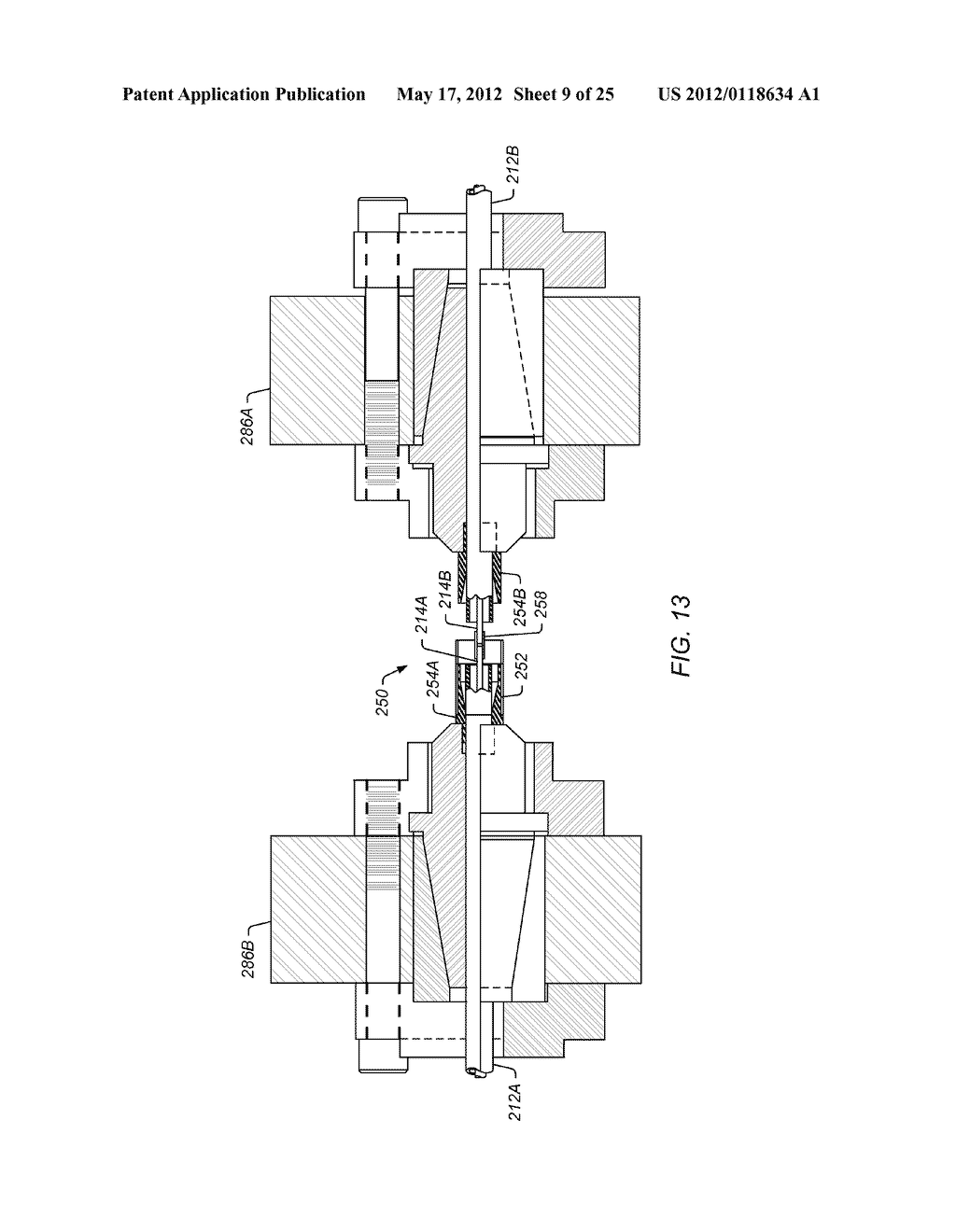 END TERMINATION FOR THREE-PHASE INSULATED CONDUCTORS - diagram, schematic, and image 10