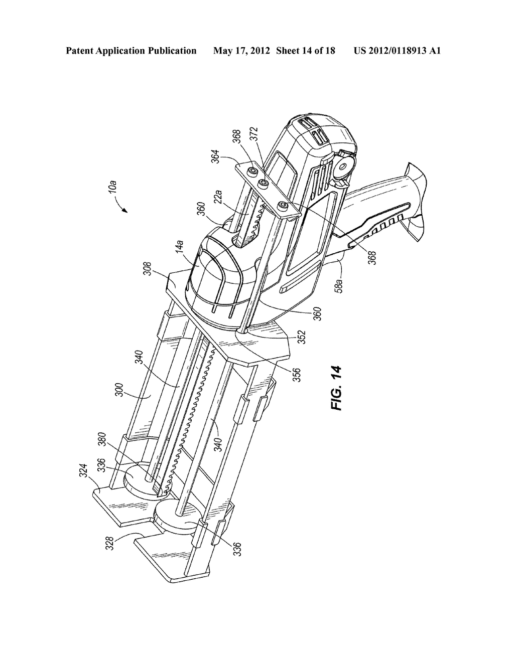 POWERED DISPENSING TOOL - diagram, schematic, and image 15
