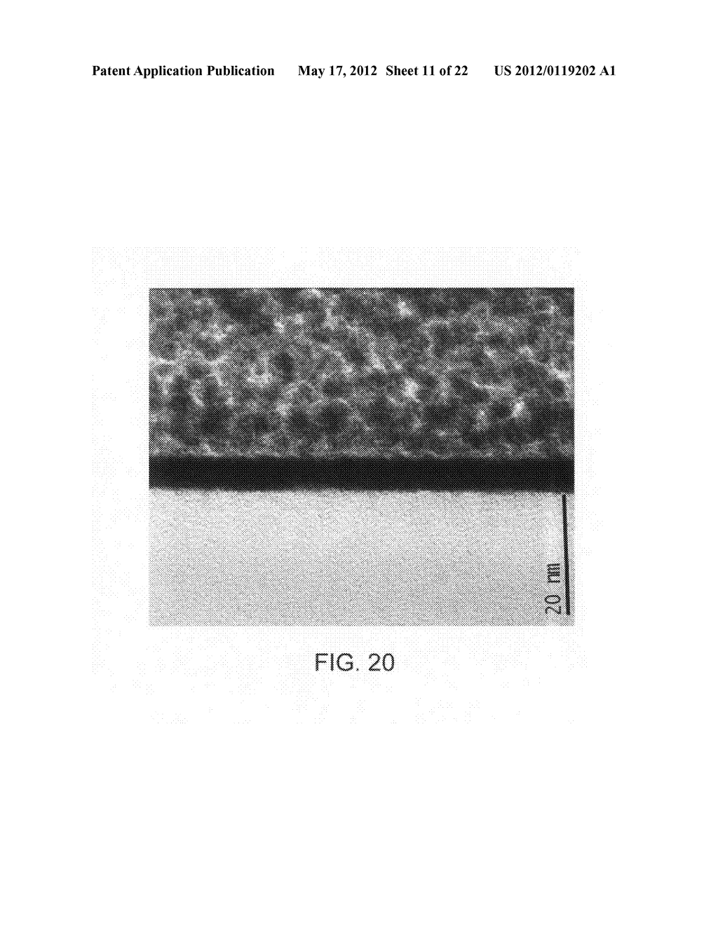 Solution processed thin films and laminates, devices comprising such thin     films and laminates, and method for their use and manufacture - diagram, schematic, and image 12