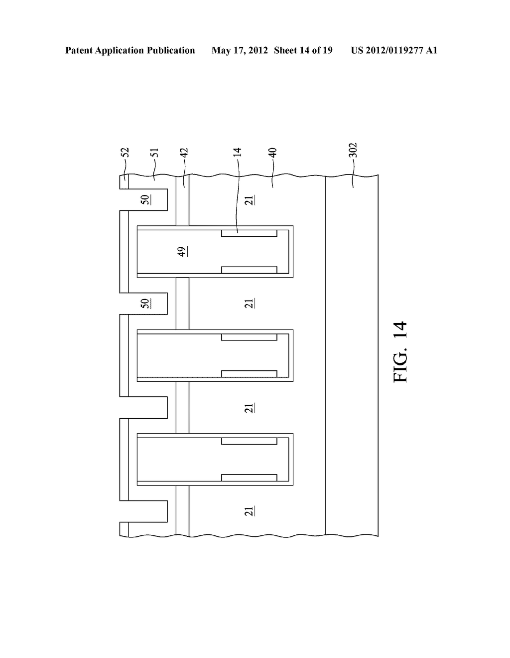 MEMORY DEVICE AND METHOD OF FABRICATING THE SAME - diagram, schematic, and image 15