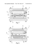 METHOD AND MOULD ARRANGEMENT FOR MANUFACTURING ARTICLES WITH THE HELP OF A     MOULD diagram and image