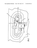 DOOR HANDLE ASSEMBLY diagram and image