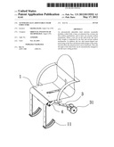 AUTOMATICALLY ADJUSTABLE CHAIR STRUCTURE diagram and image