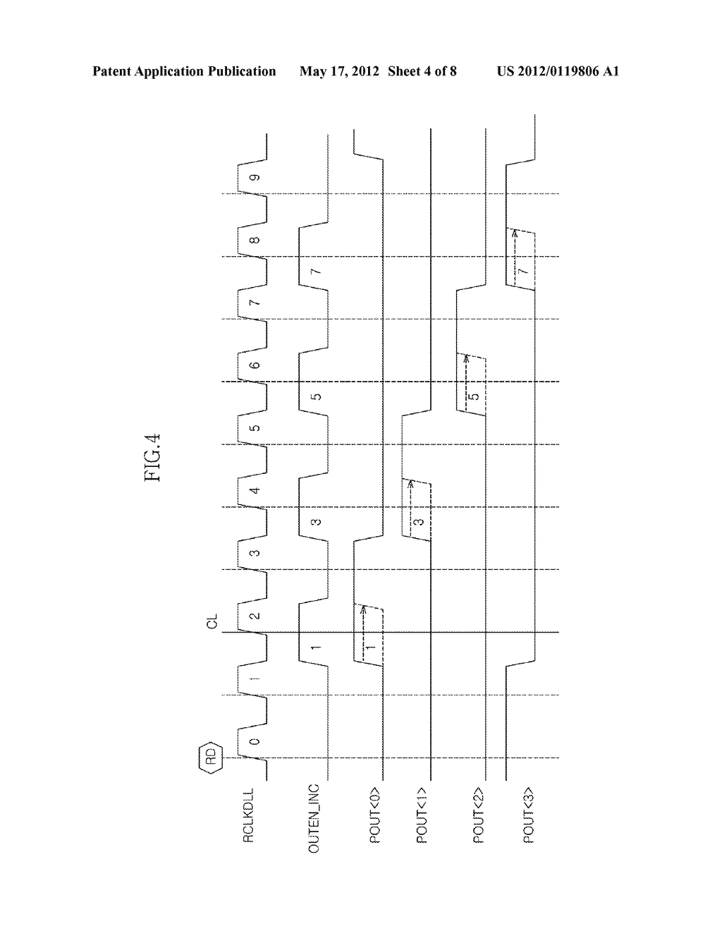 DATA OUTPUT CIRCUIT - diagram, schematic, and image 05