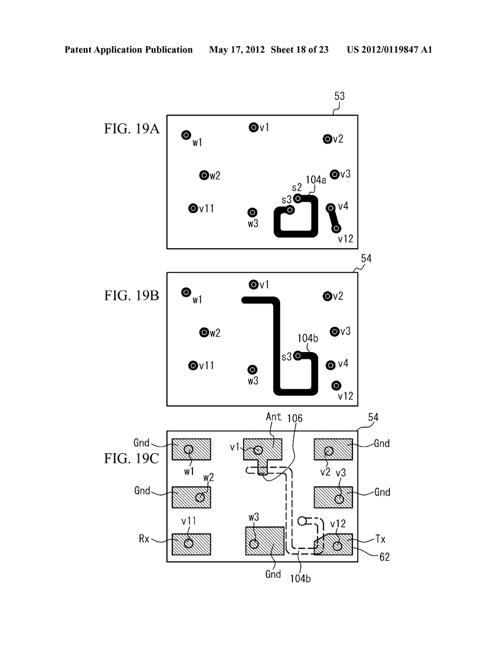 Filter Circuit Duplexer And Rf Module Diagram Schematic Image 19