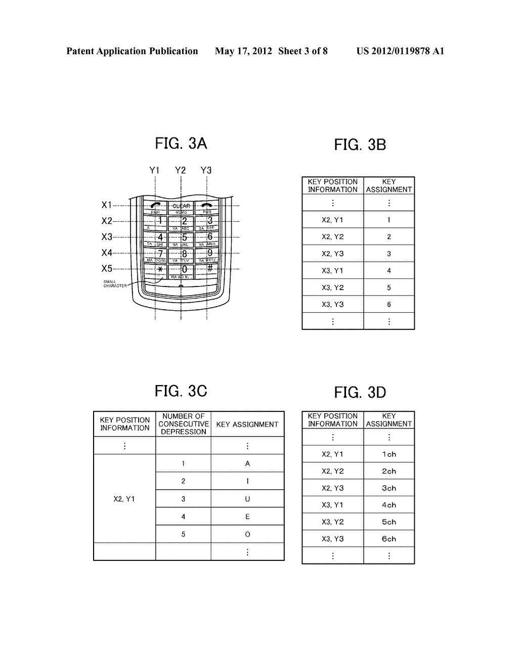 PORTABLE ELECTRONIC DEVICE, AND CONTROL METHOD AND CONTROL PROGRAM FOR THE     SAME - diagram, schematic, and image 04