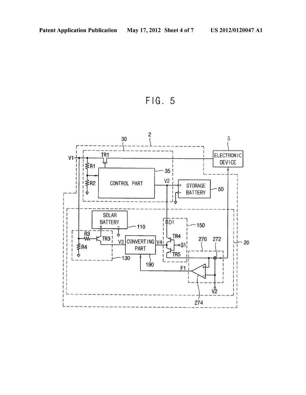 Method of Supplying Power, Power Supply Apparatus for Performing the     Method and Display Apparatus Having the Power Supply Apparatus - diagram, schematic, and image 05