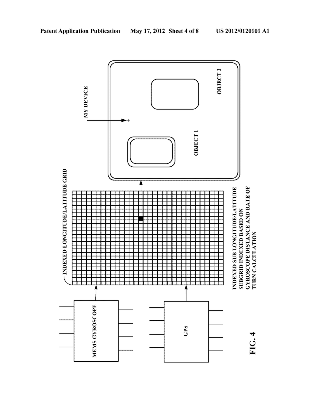 AUGMENTED REALITY SYSTEM FOR SUPPLEMENTING AND BLENDING DATA - diagram, schematic, and image 05