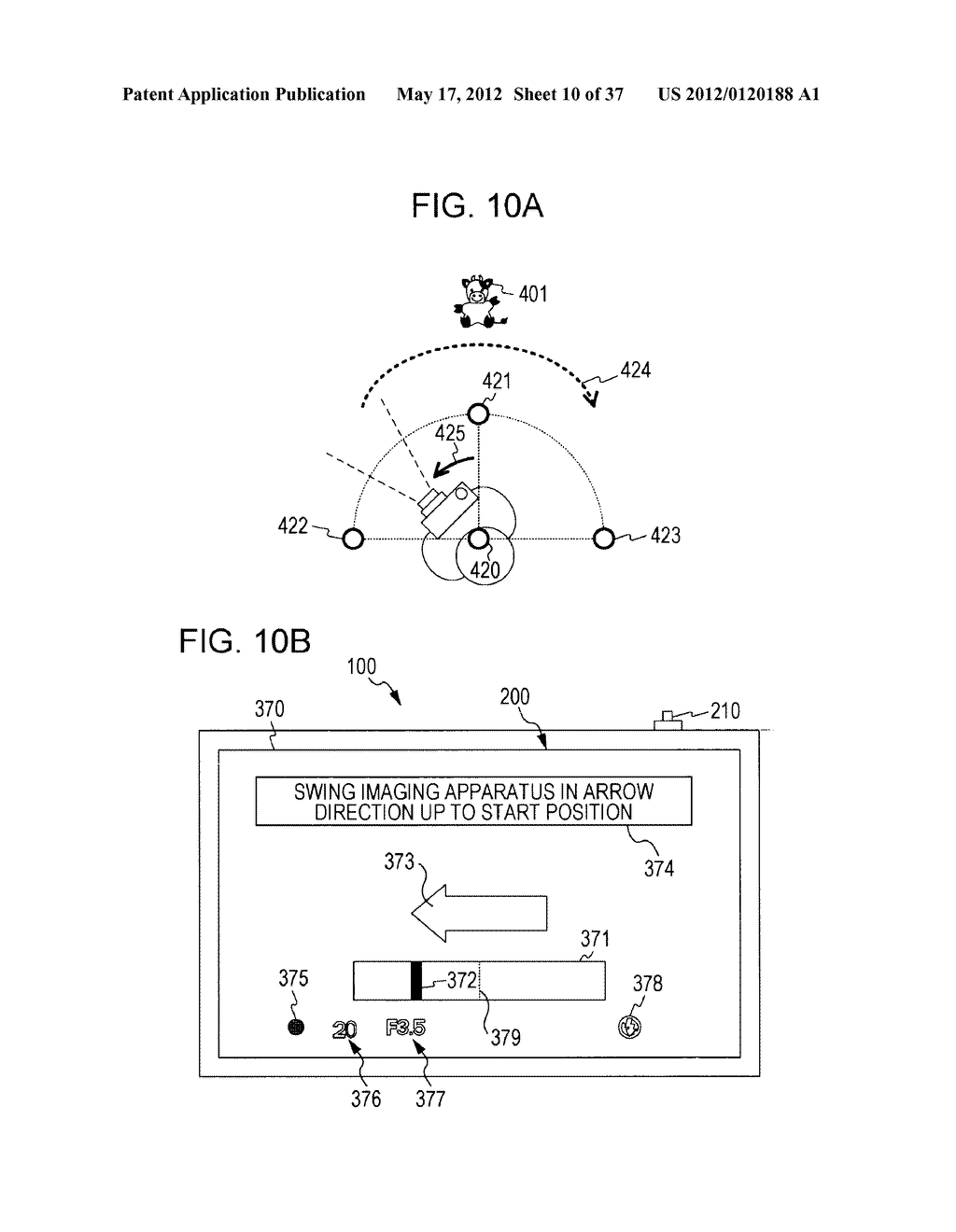 IMAGING APPARATUS, IMAGING METHOD, AND PROGRAM - diagram, schematic, and image 11