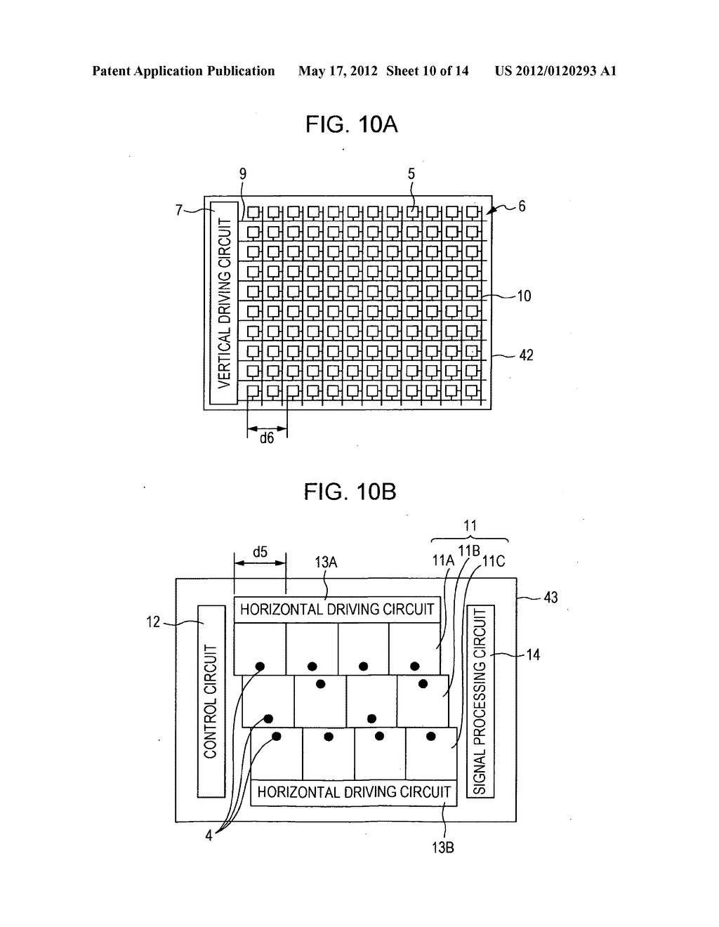 Solid-state imaging device and electronic equipment - diagram, schematic, and image 11