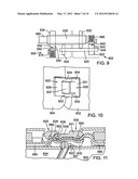 HINGE MECHANISM FOR MOBILE ELECTRONIC DEVICE diagram and image