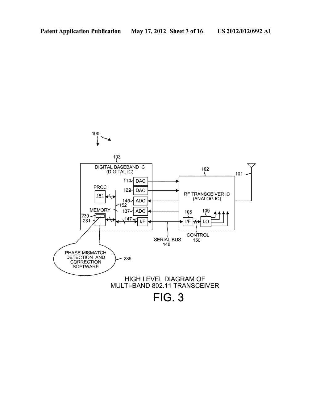 LO GENERATION AND DISTRIBUTION IN A MULTI-BAND TRANSCEIVER - diagram, schematic, and image 04