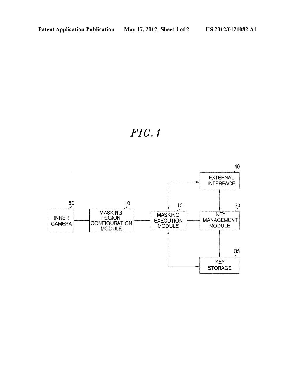 PRIVACY REGION MASKING DEVICE AND METHOD IN VEHICLE BLACK BOX - diagram, schematic, and image 02