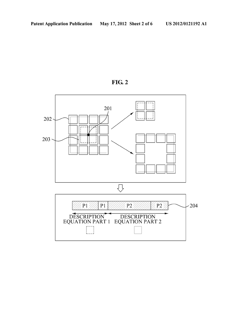 METHOD AND APPARATUS FOR IMAGE SEARCH USING FEATURE POINT - diagram, schematic, and image 03