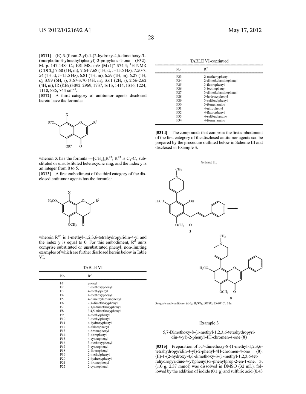 COMPOUNDS AND COMPOSITIONS COMPRISING CDK INHIBITORS AND METHODS FOR     TREATING  CANCER - diagram, schematic, and image 38
