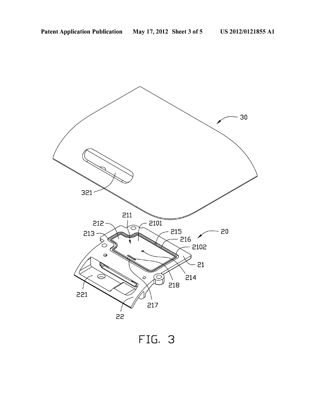 ADHESIVE ASSEMBLY AND METHOD FOR MAKING SAME - diagram, schematic, and image 04
