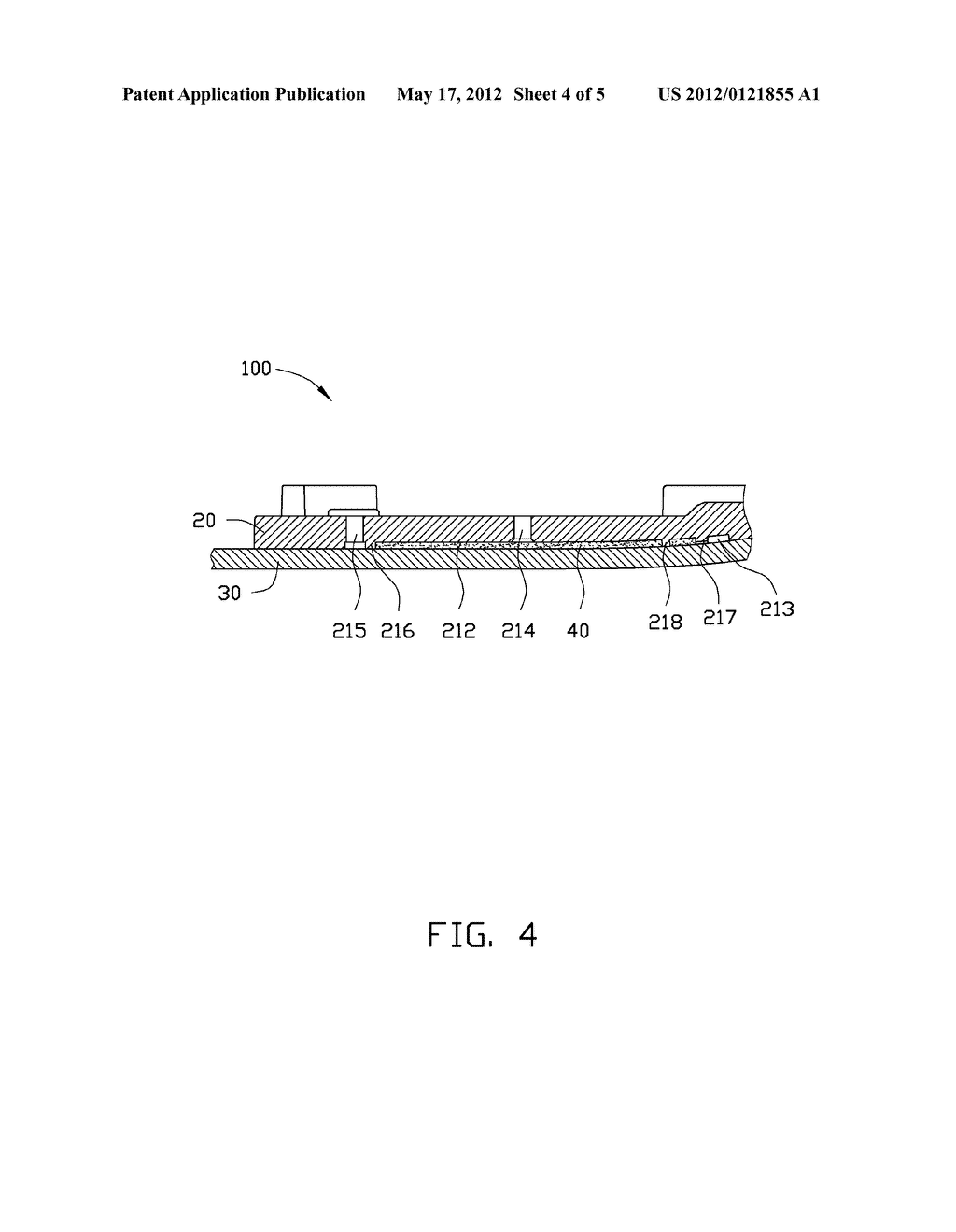 ADHESIVE ASSEMBLY AND METHOD FOR MAKING SAME - diagram, schematic, and image 05