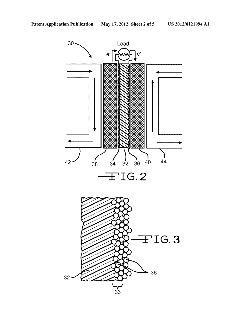 Membrane And Catalyst Composite For Membrane Electrode Assembly - diagram, schematic, and image 03