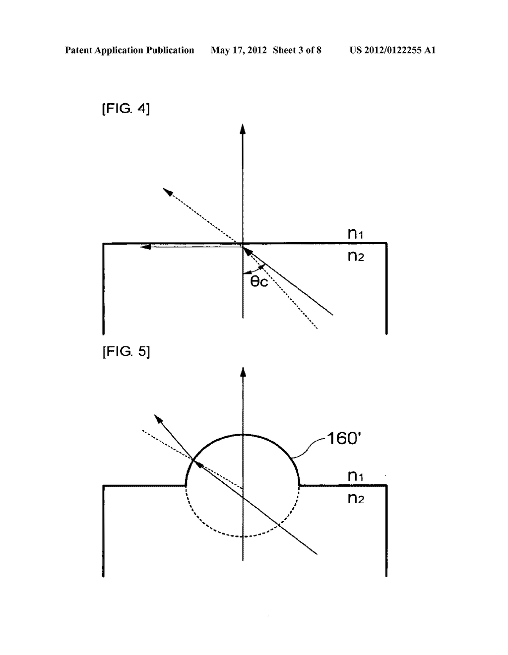 WHITE LIGHT EMITTING DIODE AND METHOD OF MANUFACTURING THE SAME - diagram, schematic, and image 04