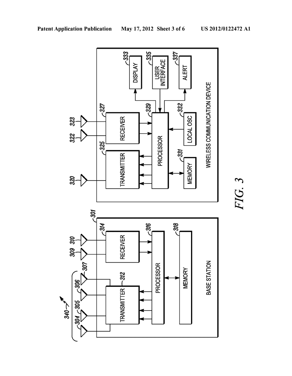 Positioning Reference Signal Assistance Data Signaling for Enhanced     Interference Coordination in a Wireless Communication Network - diagram, schematic, and image 04