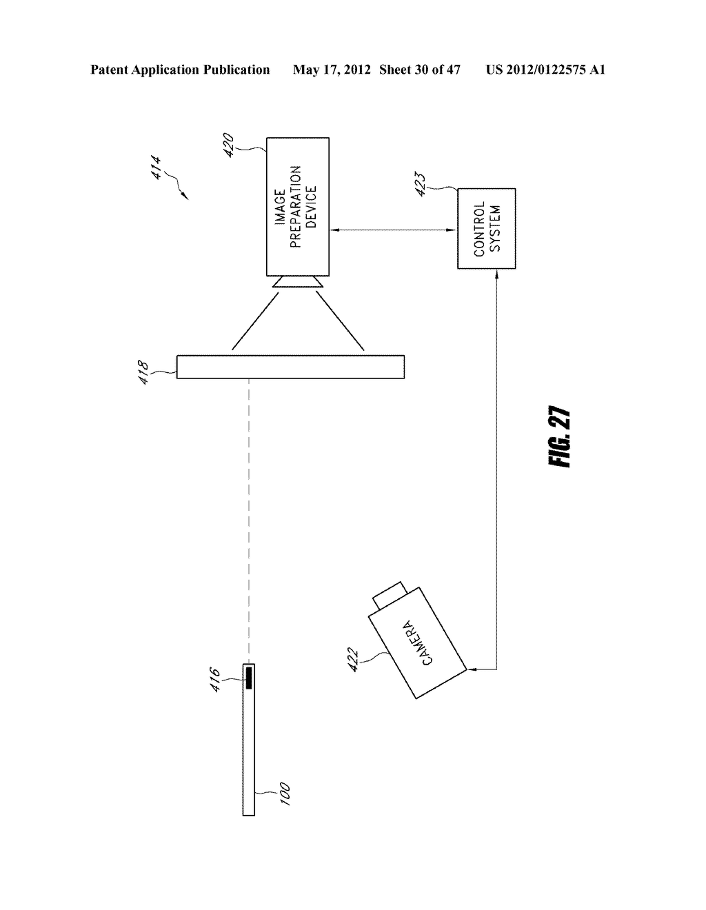 INTERACTIVE GAMING SYSTEM AND METHOD USING MOTION-SENSITIVE INPUT DEVICE - diagram, schematic, and image 31