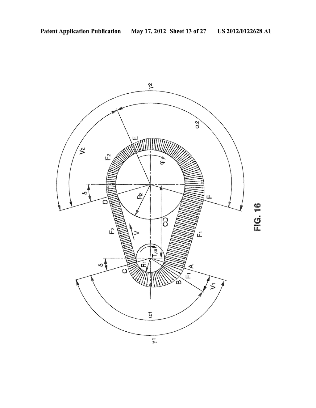 METHOD AND SYSTEM FOR CONTROLLING RATE OF CHANGE OF RATIO IN A     CONTINUOUSLY VARIABLE TRANSMISSION - diagram, schematic, and image 14