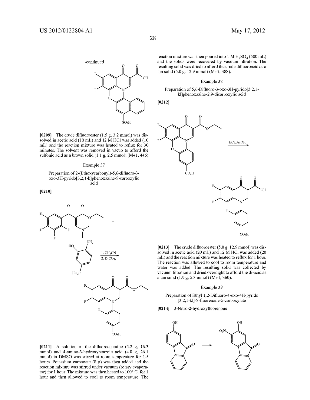 SUBSTITUTED QUINOBENZOXAZINE ANALOGS - diagram, schematic, and image 31