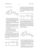 TETRAHYDRONAPHTHALENE DERIVATIVES diagram and image