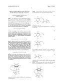 PROCESS FOR HYDROGENATING KETONES IN THE PRESENCE OF RU(II) CATALYSTS diagram and image