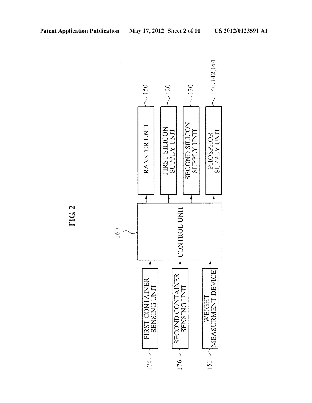 APPARATUS AND METHOD FOR AUTOMATICALLY MIXING PHOSPHOR - diagram, schematic, and image 03