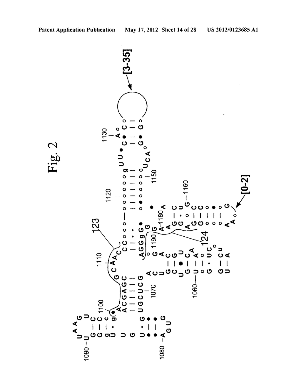 SECONDARY STRUCTURE DEFINING DATABASE AND METHODS FOR DETERMINING IDENTITY     AND GEOGRAPHIC ORIGIN OF AN UNKNOWN BIOAGENT THEREBY - diagram, schematic, and image 15