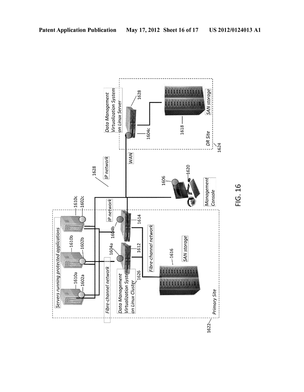 SYSTEM AND METHOD FOR CREATING DEDUPLICATED COPIES OF DATA STORING     NON-LOSSY ENCODINGS OF DATA DIRECTLY IN A CONTENT ADDRESSABLE STORE - diagram, schematic, and image 17