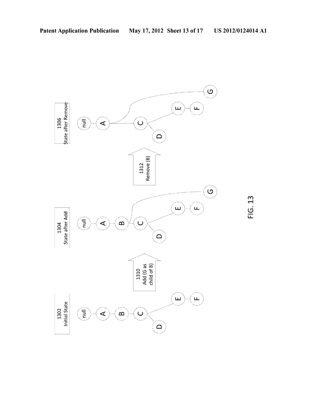 SYSTEM AND METHOD FOR CREATING DEDUPLICATED COPIES OF DATA BY SENDING     DIFFERENCE DATA BETWEEN NEAR-NEIGHBOR TEMPORAL STATES - diagram, schematic, and image 14