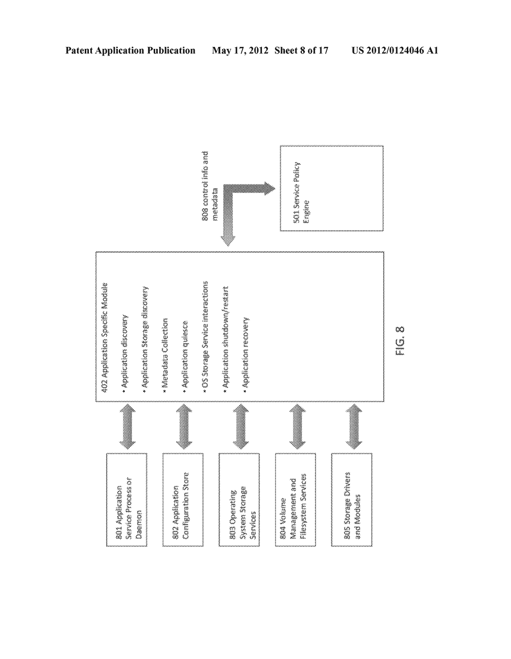 SYSTEM AND METHOD FOR MANAGING DEDUPLICATED COPIES OF DATA USING TEMPORAL     RELATIONSHIPS AMONG COPIES - diagram, schematic, and image 09