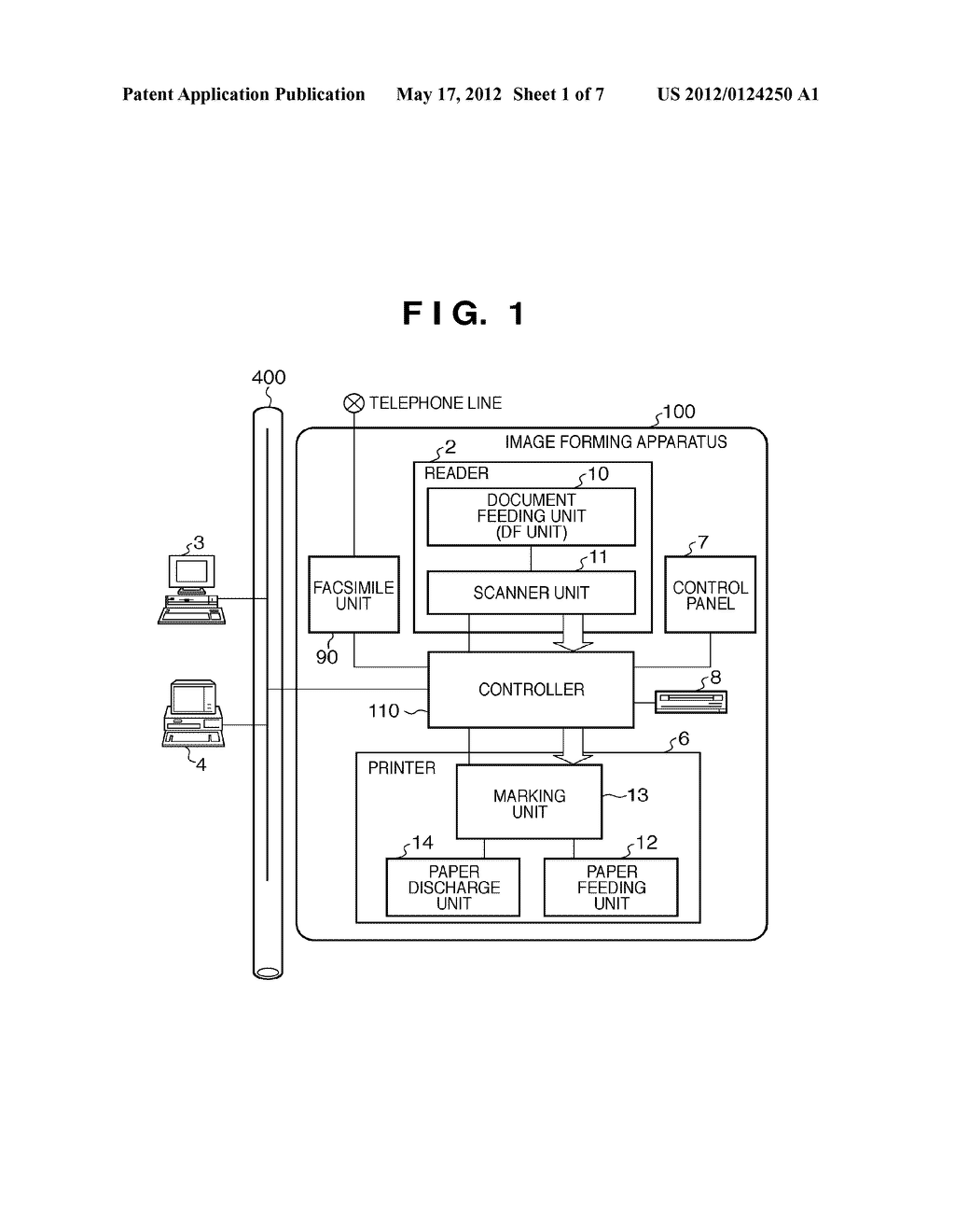 INFORMATION PROCESSING APPARATUS AND METHOD OF CONTROLLING SAME - diagram, schematic, and image 02