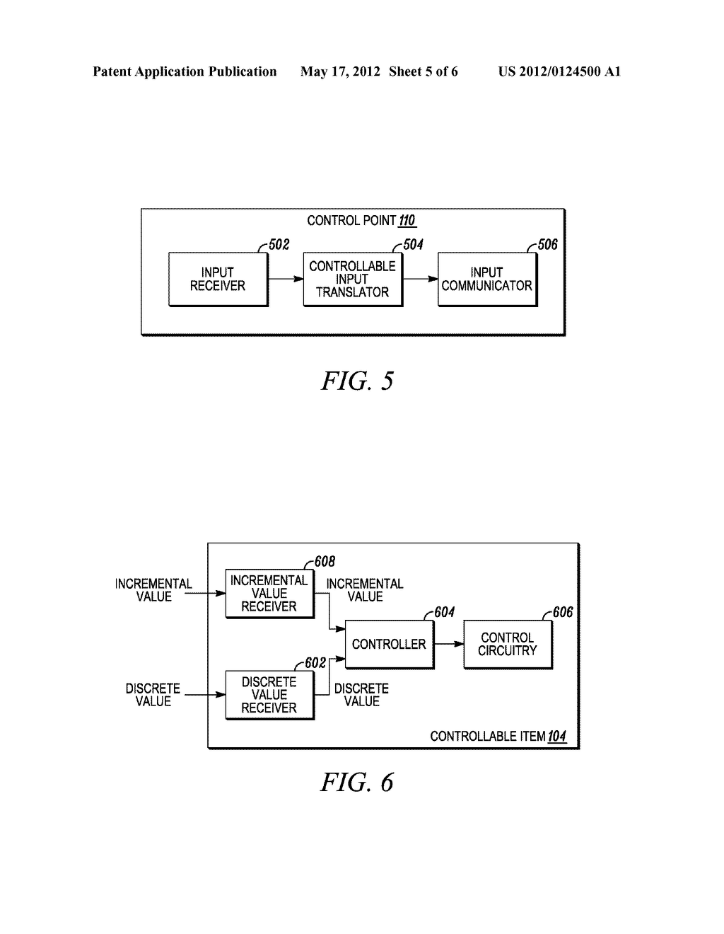 USE OF DISCRETE INPUT TO CONTROL CONTROLLABLE DEVICE - diagram, schematic, and image 06