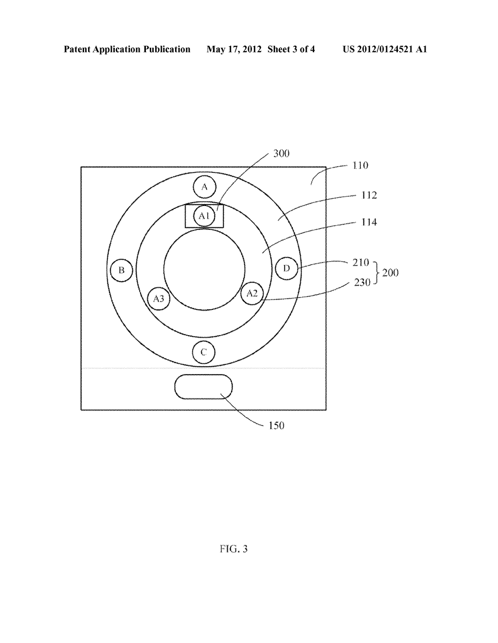 ELECTRONIC DEVICE HAVING MENU AND DISPLAY CONTROL METHOD THEREOF - diagram, schematic, and image 04