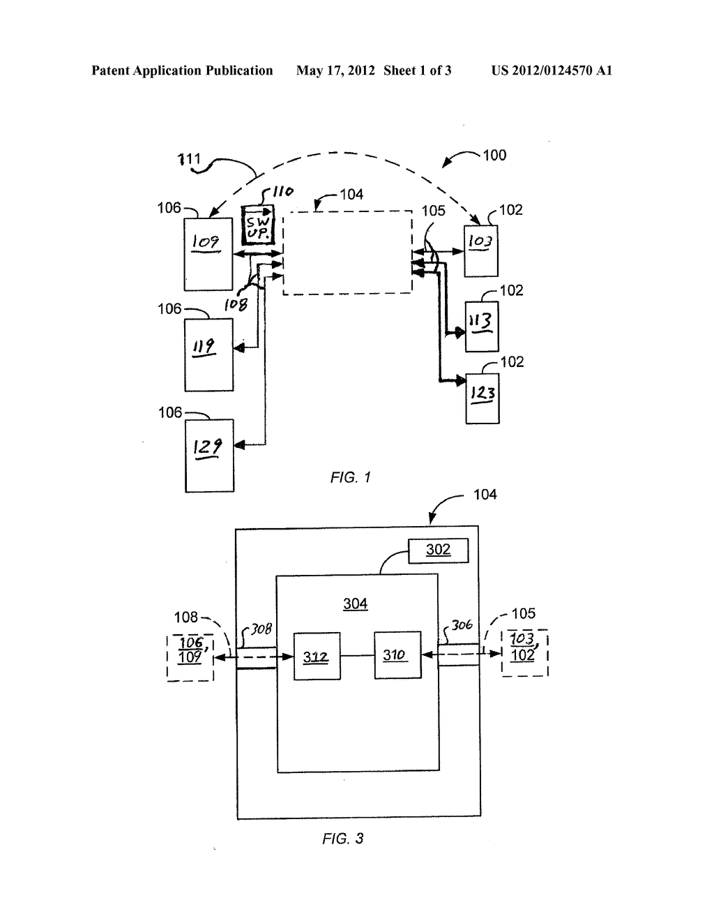 METHOD AND SYSTEM FOR FACILITATING THE PROVIDING OF SOFTWARE UPDATES TO     MOBILE DEVICES - diagram, schematic, and image 02