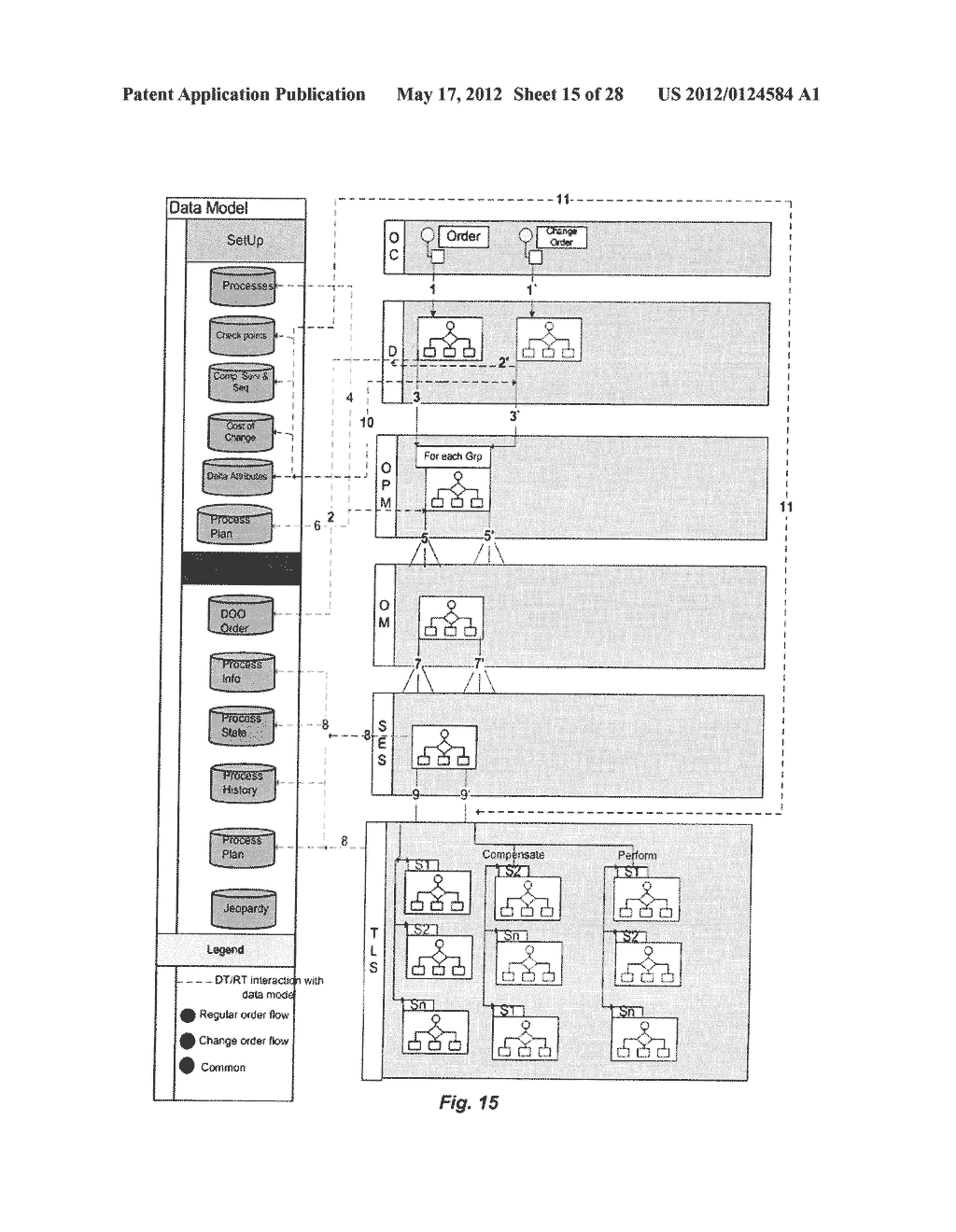 Event-Based Orchestration in Distributed Order Orchestration System - diagram, schematic, and image 16