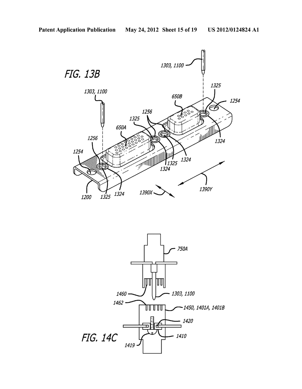APPARATUS FOR SURGICAL SYSTEMS WITH ELECTRO-MECHANICAL INTERFACES TO MOUNT     ROBOTIC SURGICAL ARMS - diagram, schematic, and image 16
