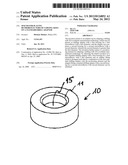 Spacer for Placing Retroreflectors of Varying Sizes on a Standard Drill     Adapter diagram and image