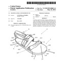 TRAINING SANDAL AND METHOD OF USE diagram and image