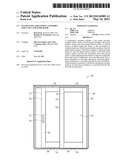 FLUSH PANEL ADJUSTMENT ASSEMBLY FOR A LIFT AND SLIDE DOOR diagram and image