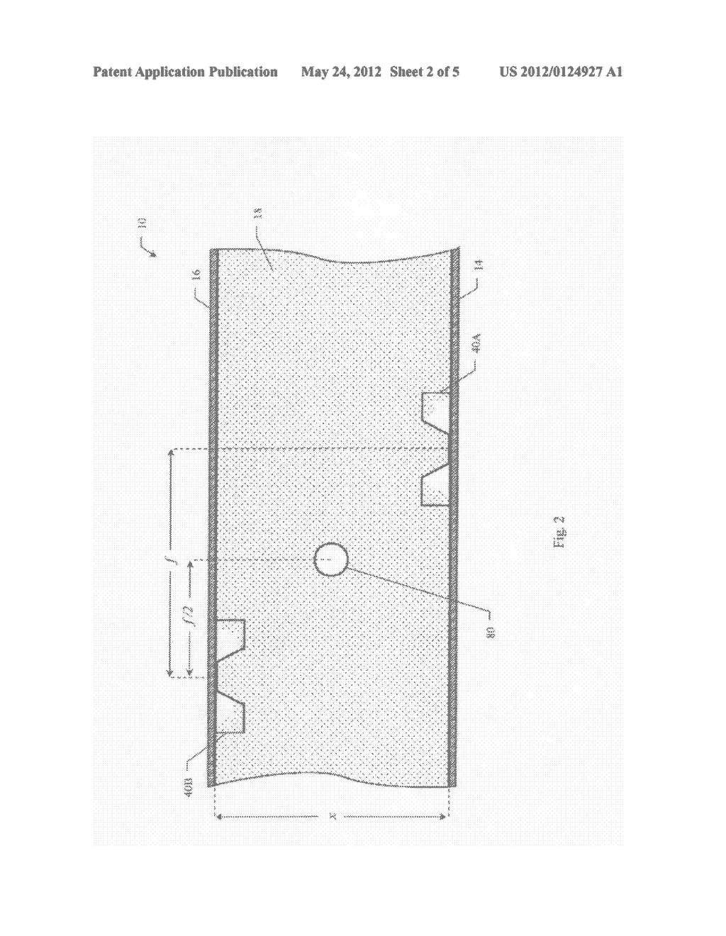 Foam injected wall panel - diagram, schematic, and image 03