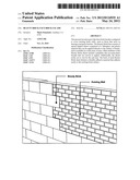 Beauty brick faux brick facade diagram and image