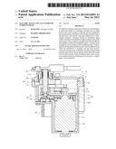 ELECTRIC WASTE GATE ACTUATOR FOR TURBOCHARGER diagram and image