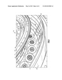 CERAMIC COMBUSTOR LINER PANEL FOR A GAS TURBINE ENGINE diagram and image