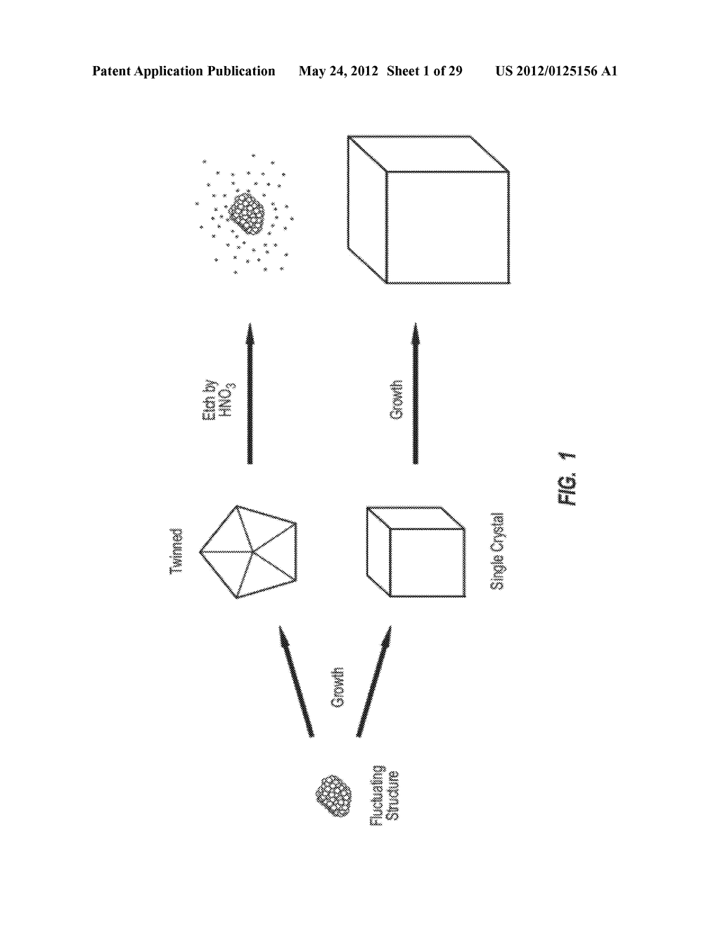 METHODS FOR PRODUCTION OF SILVER NANOSTRUCTURES - diagram, schematic, and image 02