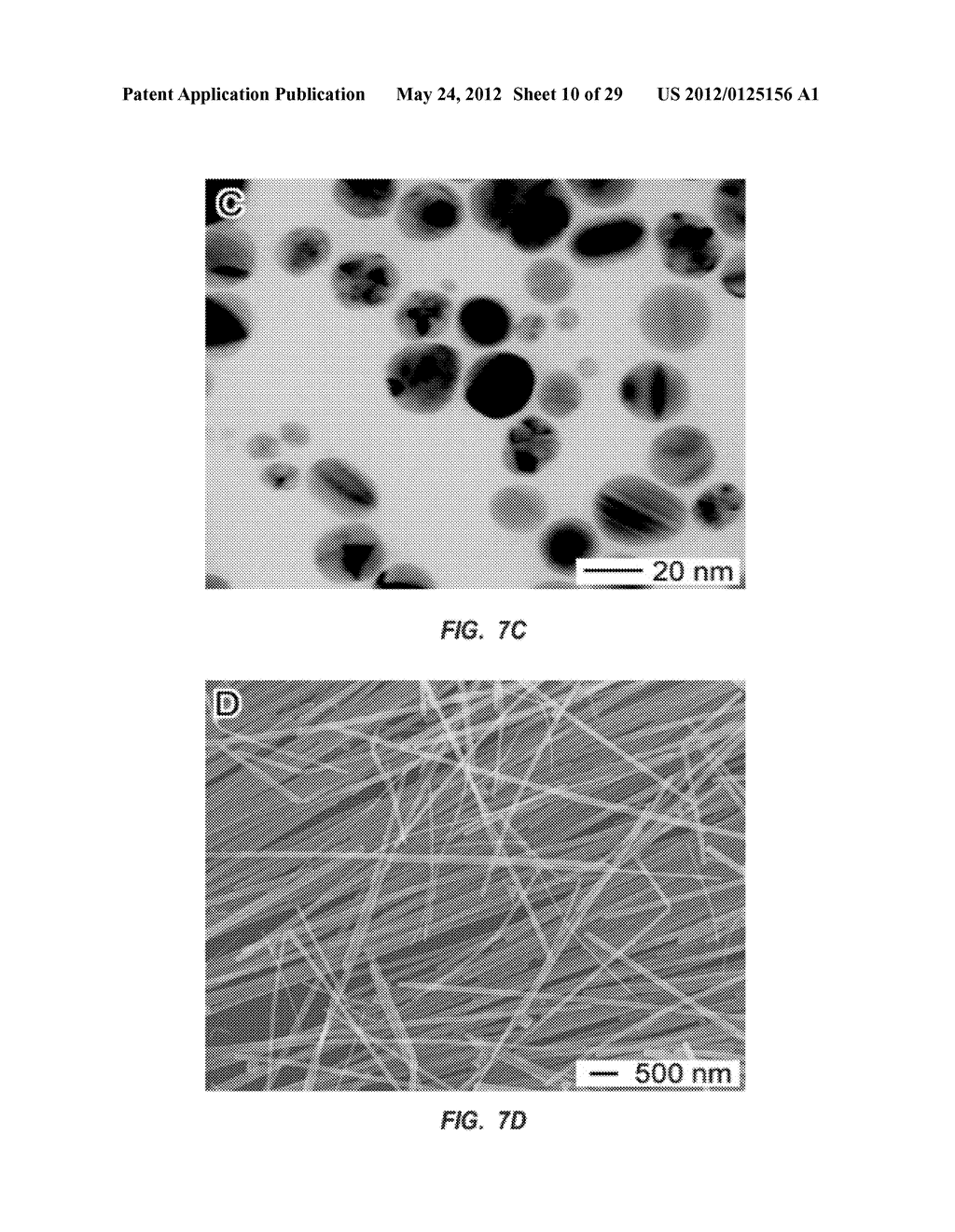 METHODS FOR PRODUCTION OF SILVER NANOSTRUCTURES - diagram, schematic, and image 11