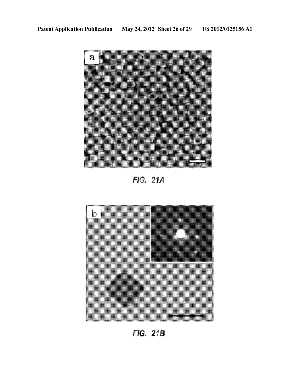 METHODS FOR PRODUCTION OF SILVER NANOSTRUCTURES - diagram, schematic, and image 27
